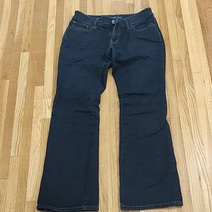Banana Republic curvy boot jeans 28S